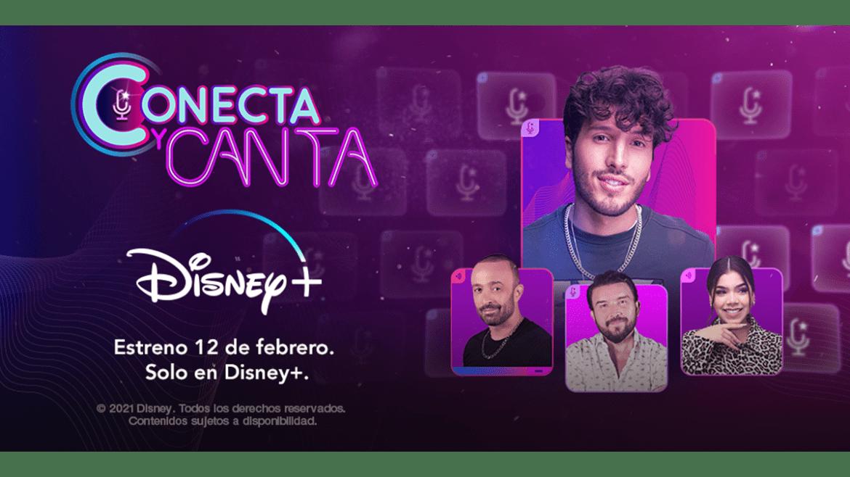 Nuevo reality show musical «Conecta y canta»