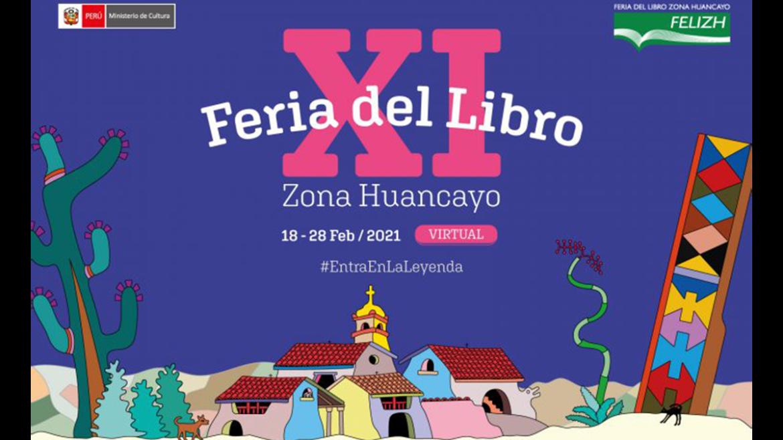 Feria del Libro Zona Huancayo FELIZH