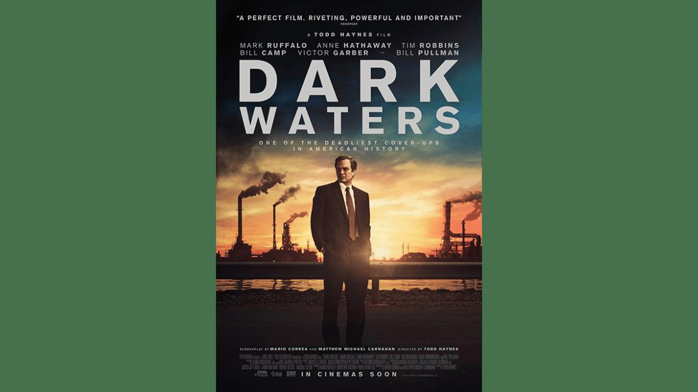 (Reseña) Dark Waters: El sistema manipulado no te protege.