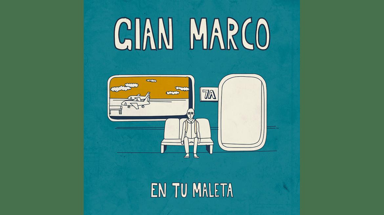 Gian Marco lanza su primera canción del 2021 «En tu maleta»