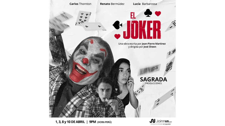 Sagrada Producciones nos presenta «El Joker»