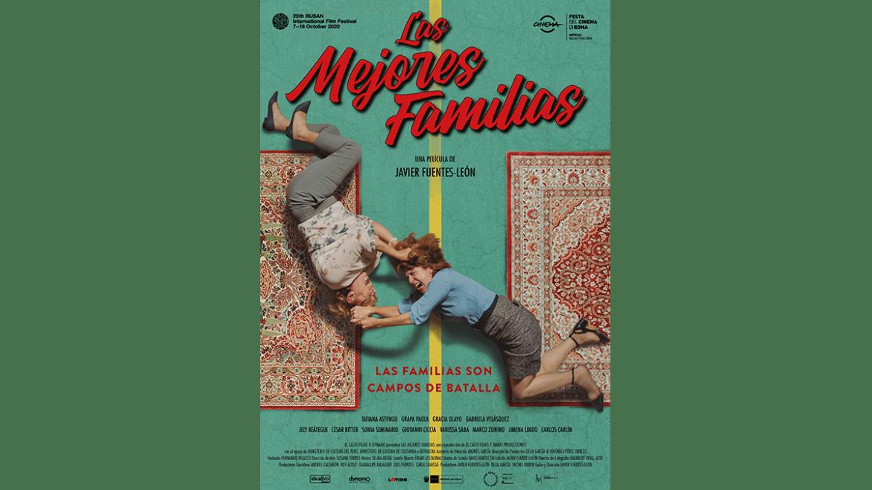 Película peruana «Las mejores familias» en Festival de Miami