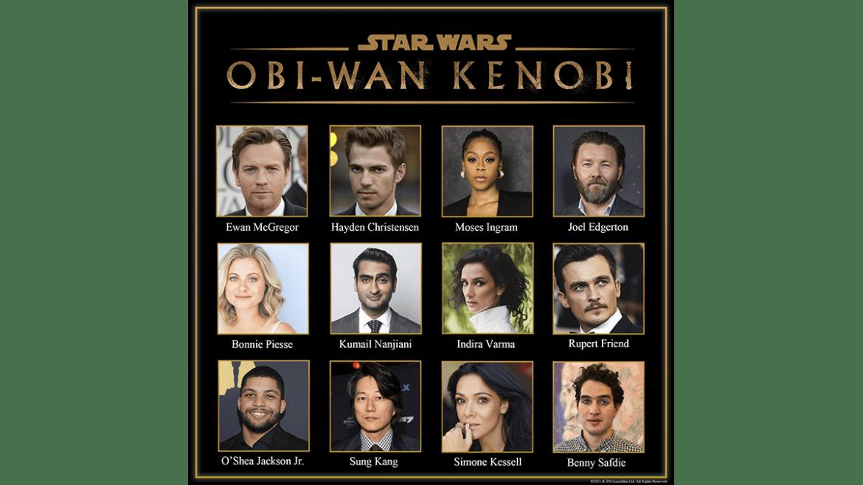 Comenzó el rodaje de OBI-WAN KENOBI, la nueva serie original de Lucasfilm