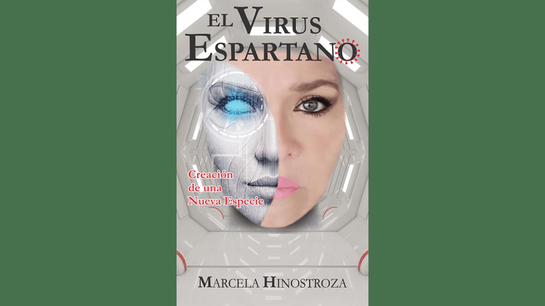 «El virus espartano. Creación de una nueva especie»  en Amazon