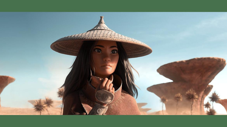 Datos curiosos de «Raya y el último dragón» de Disney