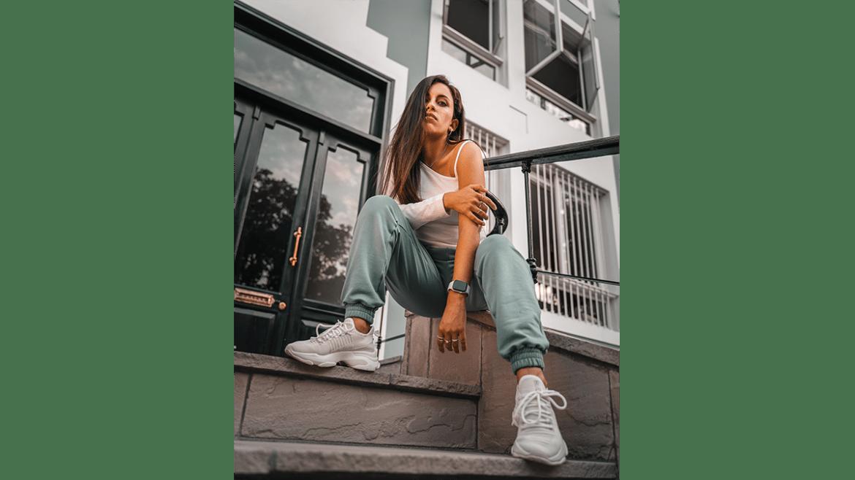 Nueva colección de ropa femenina de la marca GUNA