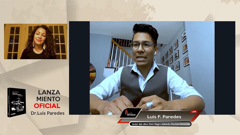 Así fue la presentación del libro «Perú Negro: Bailando Muchas Memorias»