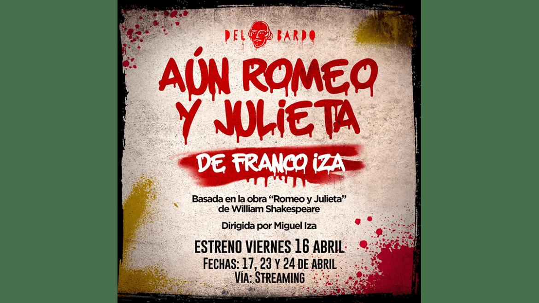 Edición virtual de la obra «Aún Romeo y Julieta»