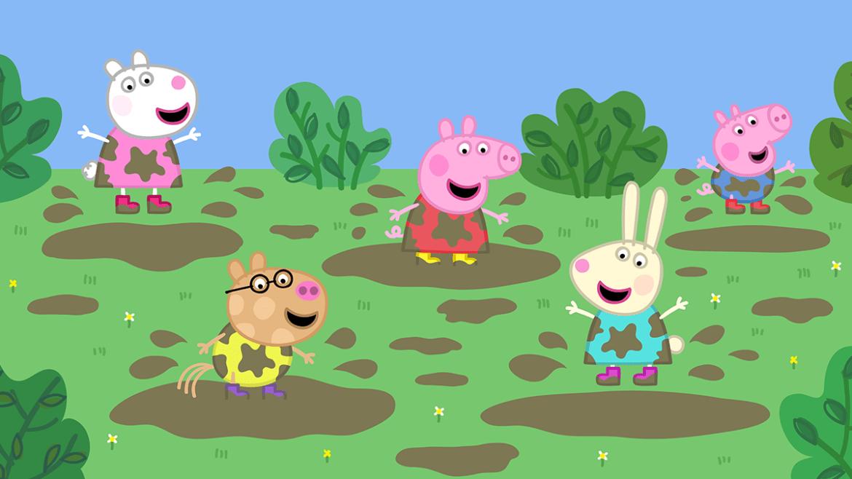 Maratón de Peppa Pig en Discovery Kids