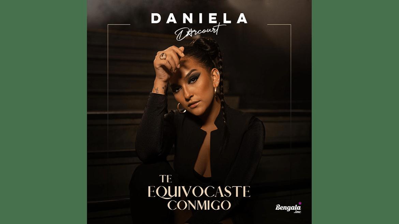 Daniela Darcourt estrena su nuevo tema «Te equivocaste conmigo»