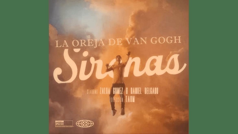 La Oreja de Van Gogh presentó su videoclip «Sirenas»
