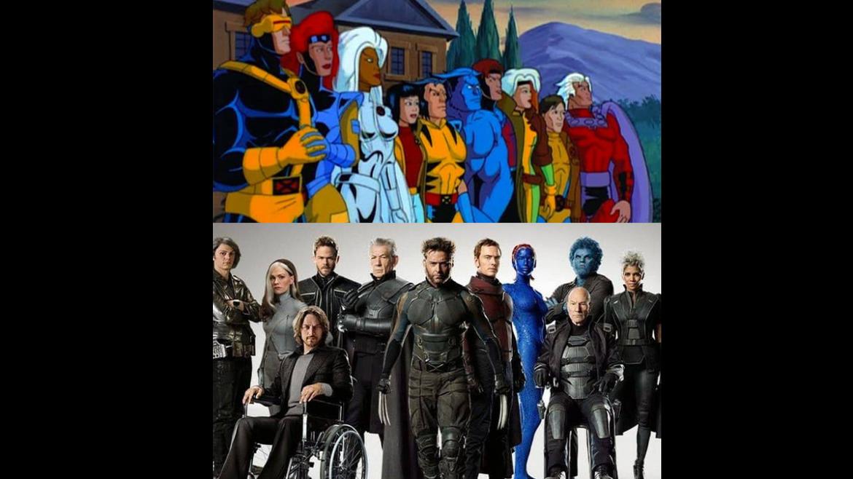 X-MEN está en Disney+