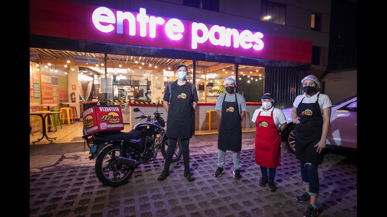 «Entre Panes»inauguró local en Chorrillos y Barranco