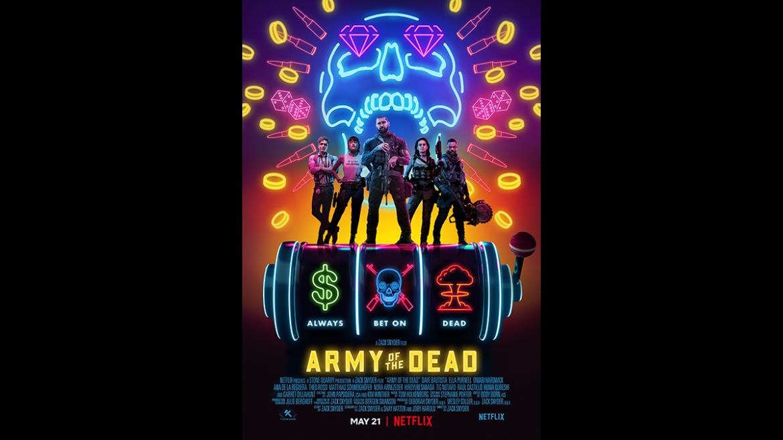 (Reseña) «Army of the dead»: Snyder suelto en Las Vegas