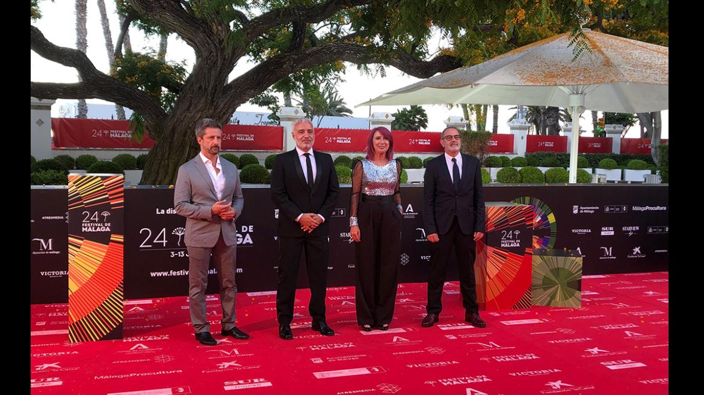 Película peruana «Las mejores familias» en el Festival de Cine de Málaga