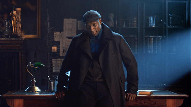 Detrás de cámara de la segunda temporada de «Lupin»