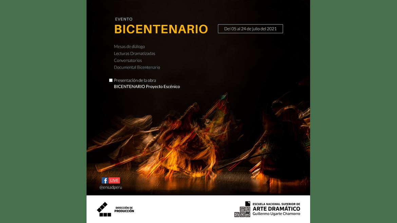 Evento Bicentenario en ENSAD