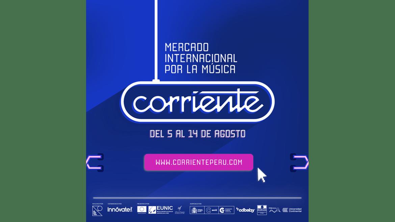 Tercera edición de CORRIENTE I MERCADO INTERNACIONAL POR LA MÚSICA