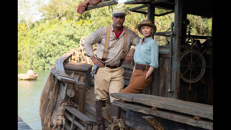 «Jungle cruise» anuncia su estreno para el 30 de julio vía premier access de Disney+