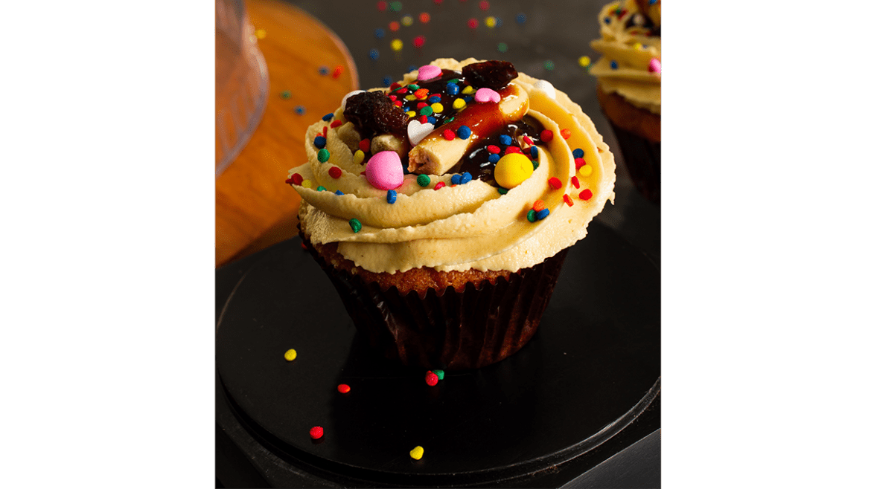 Cupcakes sorprenden con toque nacional en sabor