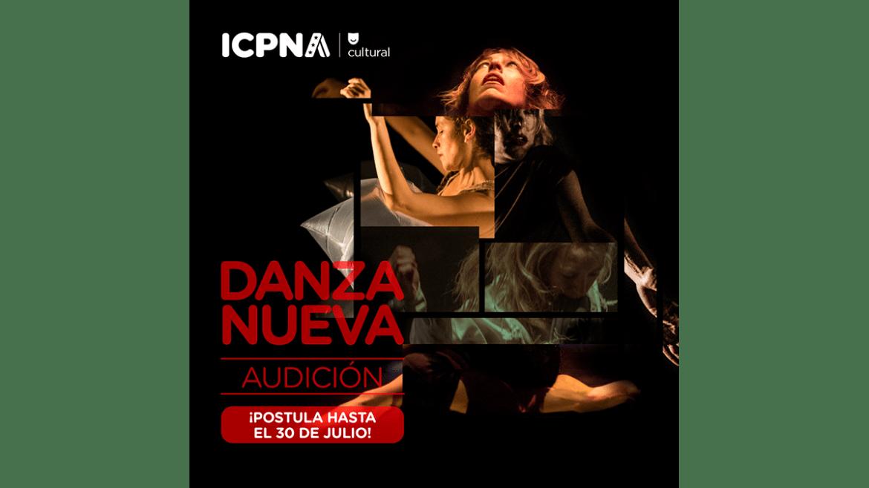 Convocatoria de bailarinas para Festival Danza Nueva