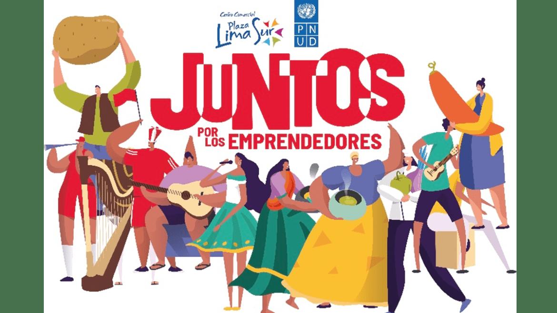 Feria de Plaza Lima Sur exhibe productos de distintas regiones del país