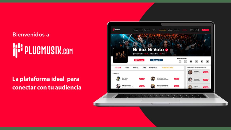 Conoce a Plugmusix, la primera plataforma de interacción musical del Perú