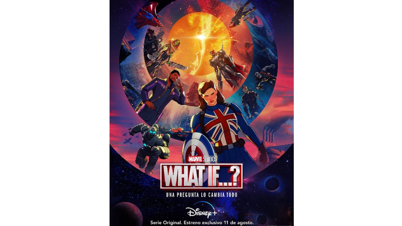 Trailer de la nueva serie de Marvel Studios: «What If…?»