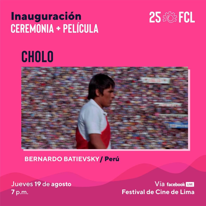 No te pierdas la inauguración del 25 Festival de Cine de Lima PUCP