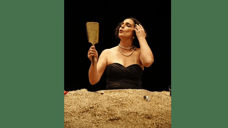 «Días Felices», en temporada en el Teatro Británico