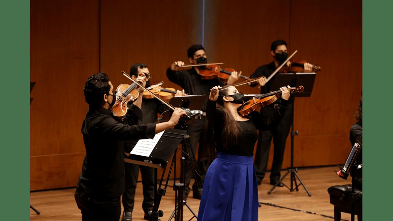 Entradas agotadas para el primer concierto presencial de la Orquesta Sinfónica Nacional Juvenil Bicentenario