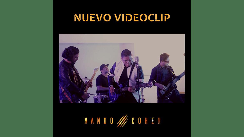 Colombiano Nando Cohen presentó «Dama letal» y su  videoclip