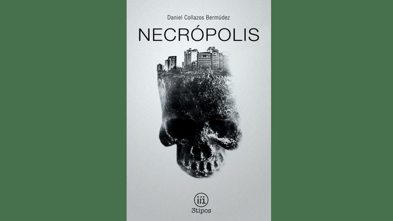 Presentación de la reedición interactiva de «Necrópolis», libro de cuentos de Daniel Collazos Bermúdez