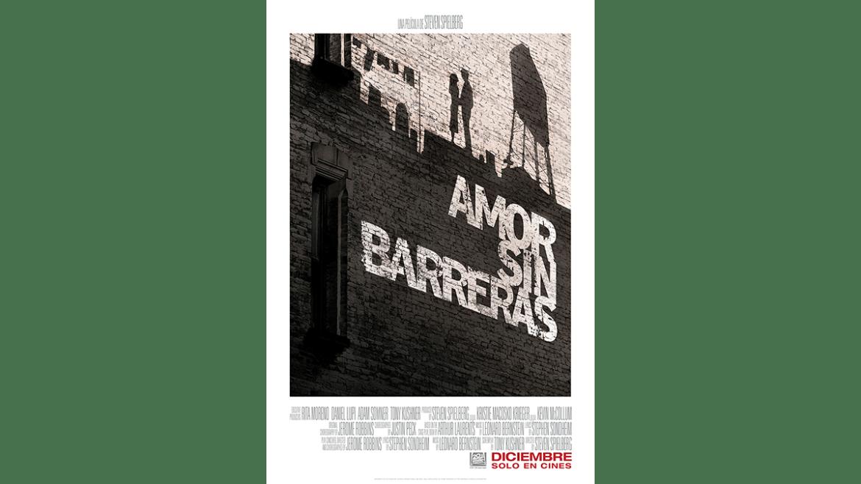 Presentan trailer y póster de «Amor sin barreras» de Steven Spilberg