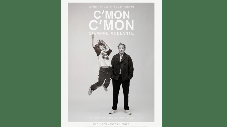 Joaquin Phoenix protagoniza «C'mon C'mon: Siempre Adelante»