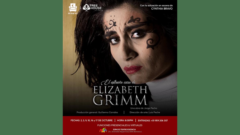 Estreno de «El extraño caso de Elizabeth Grimm»