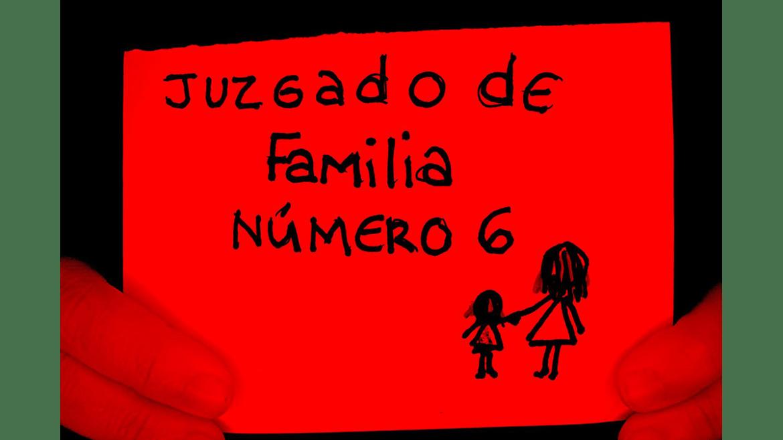 Estreno de la obra «Juzgado de familia número 6»