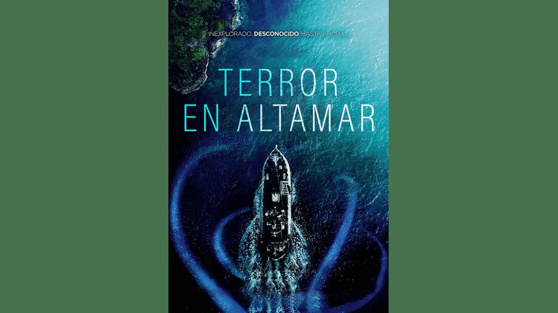 Llega a cartelera «Terror en alta mar»