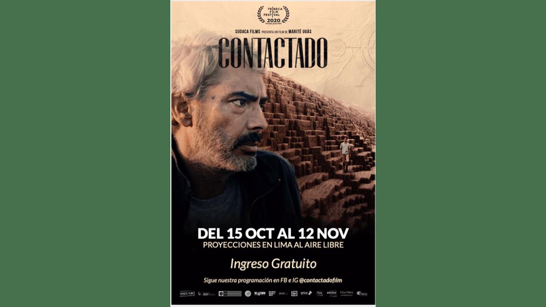 Film peruano «Contactado» se estrena con funciones gratuitas al aire libre