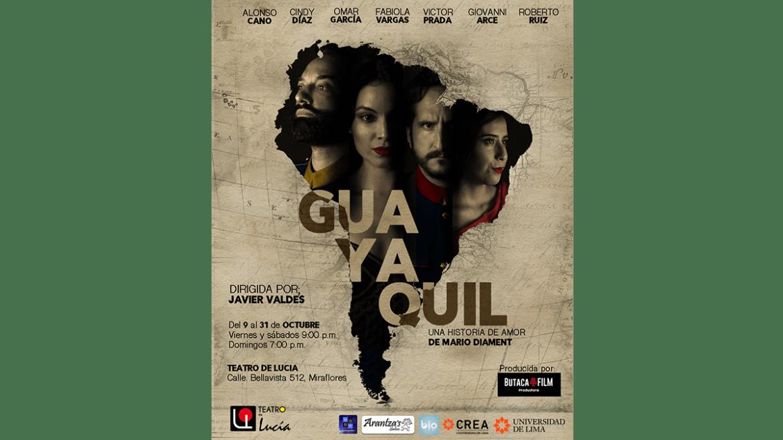 Estreno de «Guayaquil, una historia de amor»