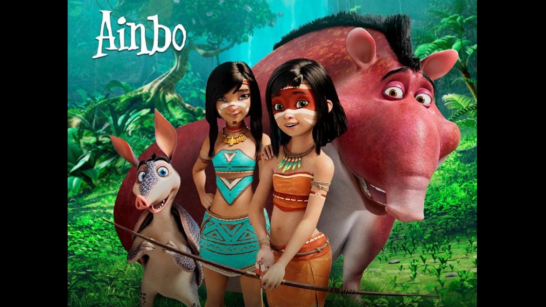 Película peruana animada «AINBO» se presentará en la comunidad Shipibo Santa Teresita en Pucallpa