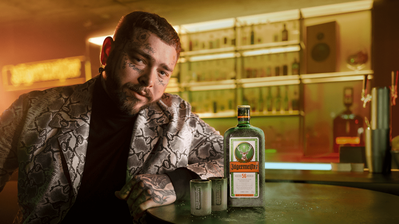 Jägermeister lanza campaña global «Night Lights» con Post Malone