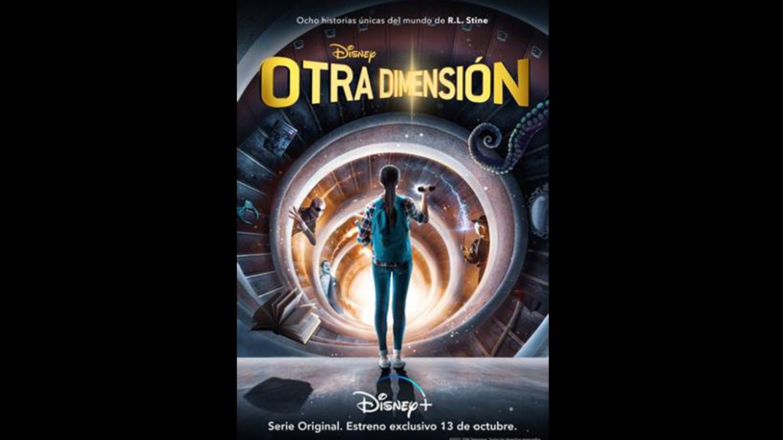Nuevo tráiler de la próxima serie de Disney+ «Otra dimensión»